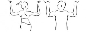 Man and Women Strong Bones